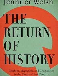 The Return of History: Conflict Migration and Geopolitics in the Twenty-First Century free download by Jennifer Welsh ISBN: 9781487001308 with BooksBob. Fast and free eBooks download.  The post The Return of History: Conflict Migration and Geopolitics in the Twenty-First Century Free Download appeared first on Booksbob.com.