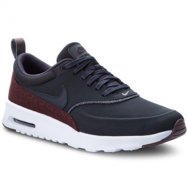 Schuhe NIKE Air Max Thea Prm 616723 025 Oil GreyOil Grey