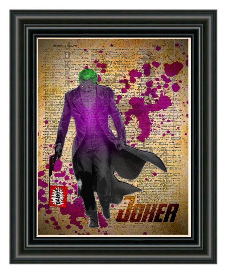 pin the joker art - photo #40