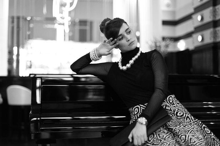 Model Aneta Photos Agnieszka Olszańska