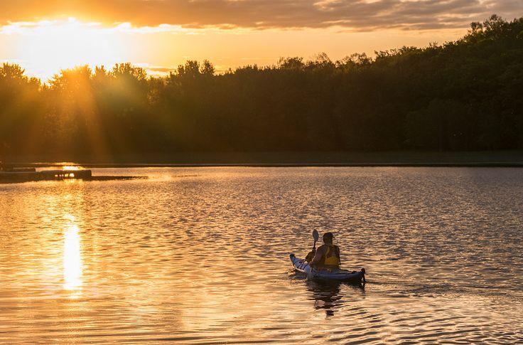 https://flic.kr/p/V7kECo | _GFX0250 | Kayak at sunrise