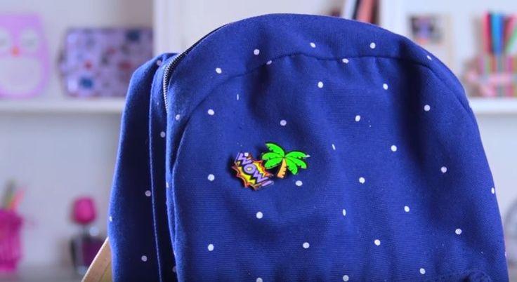 Всем привет. С Вами NataLime и сегодня мы своими руками сделаем значки в стиле Tumbler, которыми можно украсить рюкзак, куртку, сумку и все что угодно