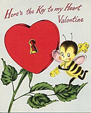 You're The Bee's Knees, Valentine Baseball Tee | LookHUMAN  |The Bees Knees Valentine