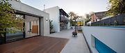 Modern Home Architecture photographed by Melbourne Architecture photographer Stefan Postles/ Chalk Studio
