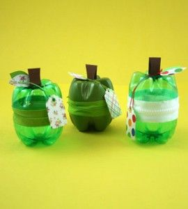 66 best images about country woman magazine on pinterest - Recycled soda bottle crafts ...