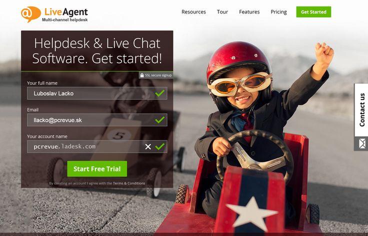 Aplikácia zjednotí a zefektívni komunikáciu so zákazníkmi. Počet kanálov, prostredníctvom ktorých môže firma komunikovať so zákazníkmi, sa v poslednom čase rozšíril o sociálne siete, četovanie a diskusné fóra. Efektívne využitie všetkých dostupných kanálov pre váš helpdesk vám umožní aplikácia LiveAgent.