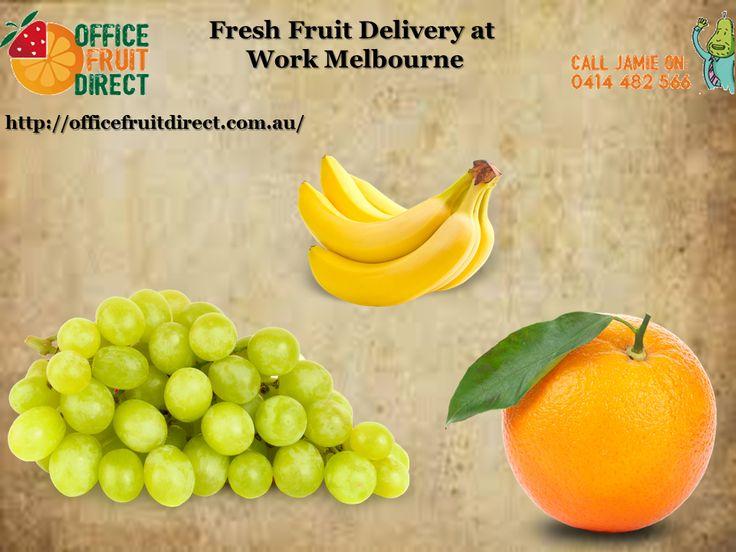Fresh Fruit Delivery at Work Melbourne Source: http://officefruitdirect.com.au/