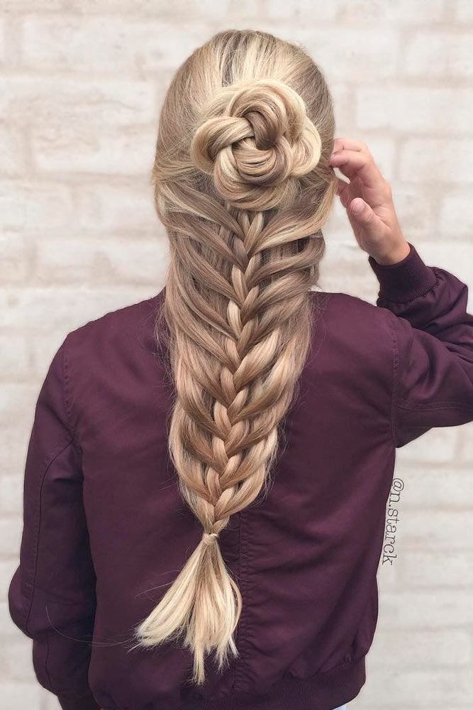 different plait styles for hair 25 best ideas about types of braids on 7763