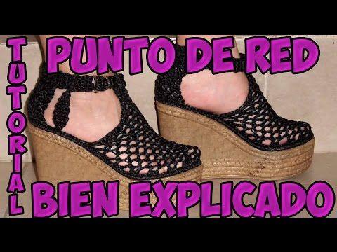 PUNTO DE RED BIEN EXPLICADO - IRINA ASCENCIO - YouTube