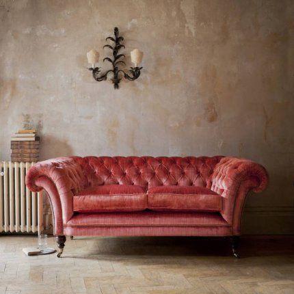 Grenville - tradiční anglická sofa láká k odpočinku
