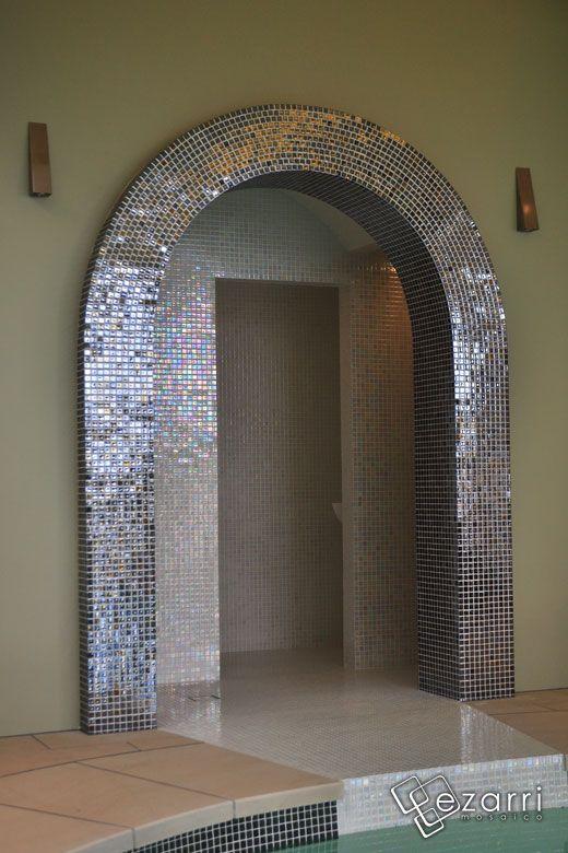 Emaux de verre lava carrelage mosa que hammam mosaique for Mosaique de verre autocollante