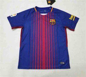 2017 Cheap Jersey Barcelona Home Replica Football Shirt [AFC41]