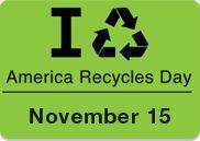 America Recycles Day 2012 Pledge