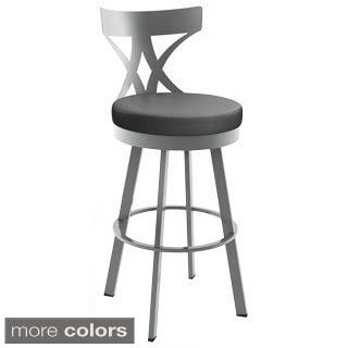 Shop for Amisco Washington 30 inch Metal Swivel Bar Stool  Get free shipping  at. Best 25  Online furniture stores ideas on Pinterest   Online