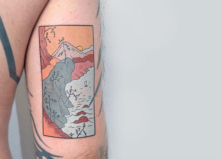 #brindi #tattoos #asiantattoos