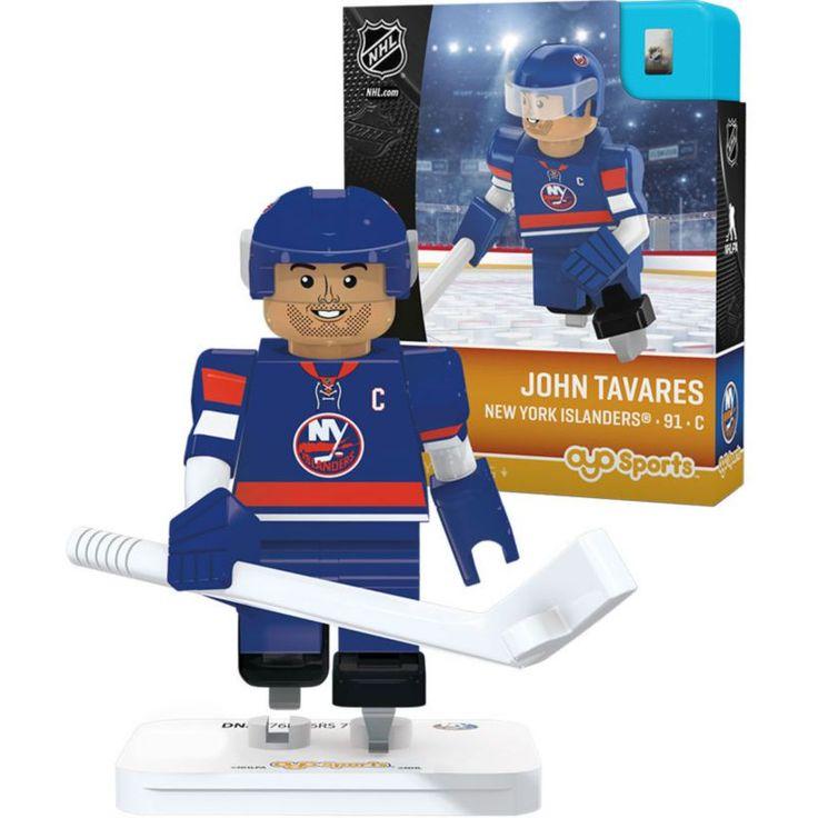 OYO New York Islanders John Tavares Figurine, Team