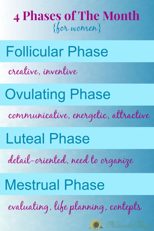 Why You Should Love Your Vag - What is the Menstrual Cycle and its Phases? - Natural Thrifty