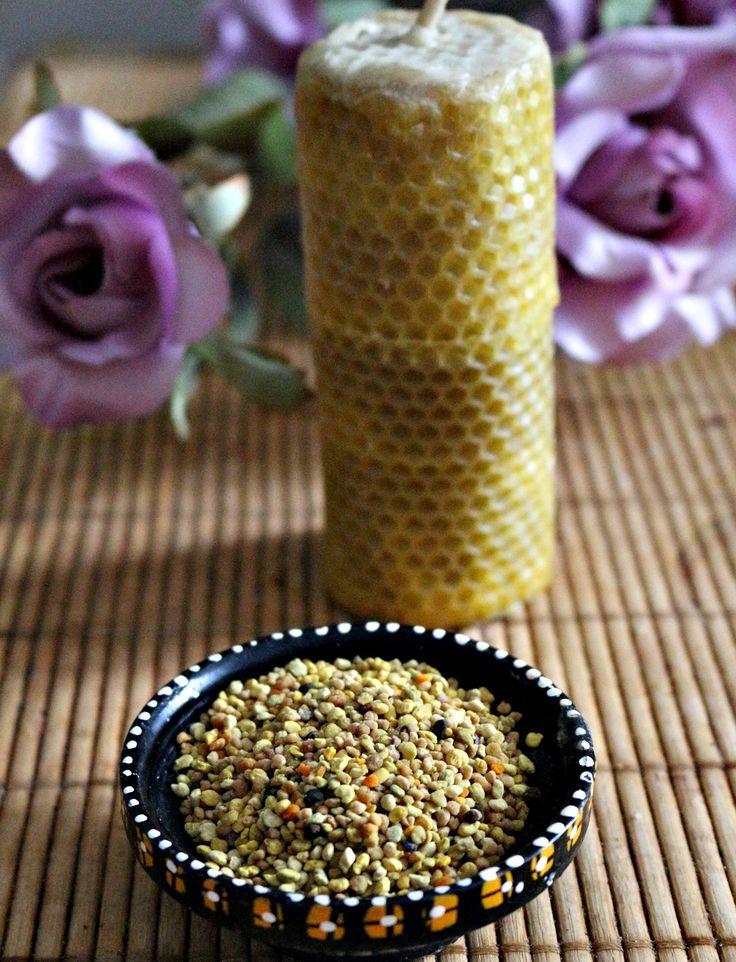 Sięgnij do natury: Pyłek pszczeli- skarbnica witamin