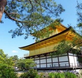 Kinkaku-ji o Templo do Pavilhão Dourado
