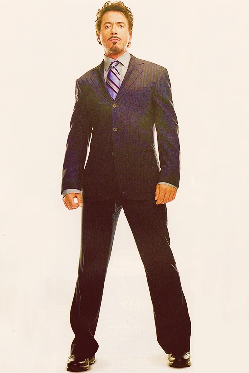 "Tony Stark (Robert Downey Jr.), ""Iron Man"""