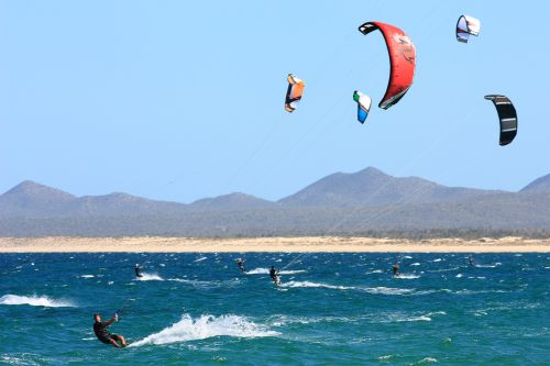 La Ventana mexico kiteboarding | Published at 500 × 333 in Kiteboarding in La Ventana