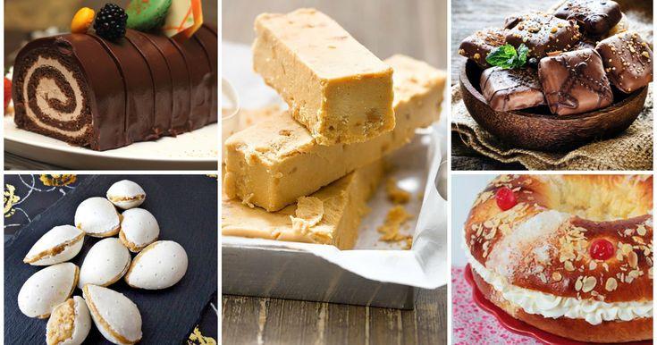 20 dulces hipercalóricos que te harán engordar estas Navidades