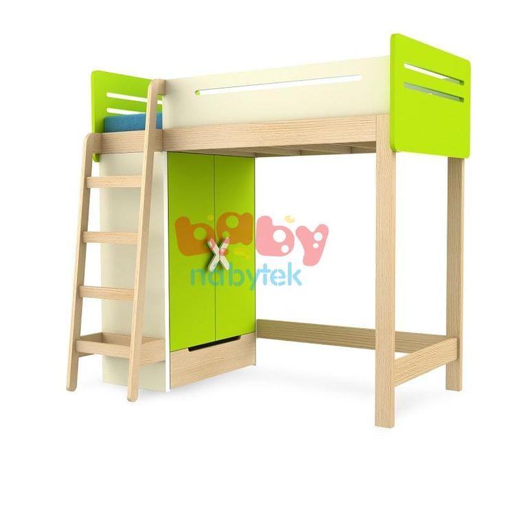Dětská patrová postel Simple