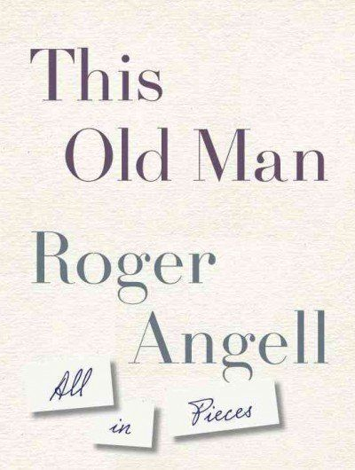 roger angell the new yorker s best Roger angell's let me finish is a collection of autobiographical essays by a writer best known for his new yorker magazine articles on the world series, and his.