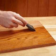 Como fazer acabamentos na madeira - Faça Você Mesmo