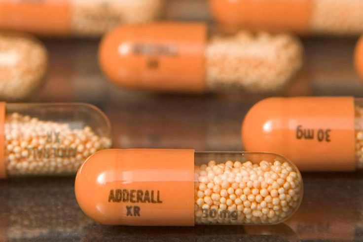 How the popular ADHD medicine adderall and other amphetamines impact your brain and body
