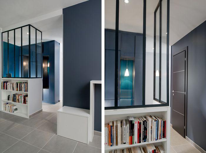 Aménagement et décoration d'un appartement Lyon 07 (chantier fini)