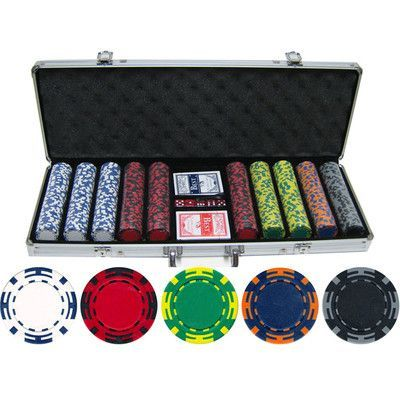 Craftsman poker chip set