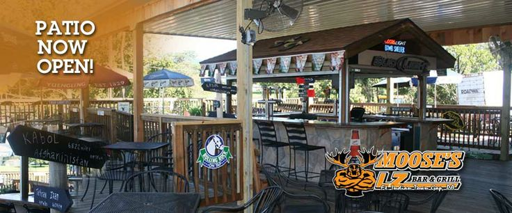 Mooses LZ has a deck on the east end of Fort Indiantown Gap, Annville PA.