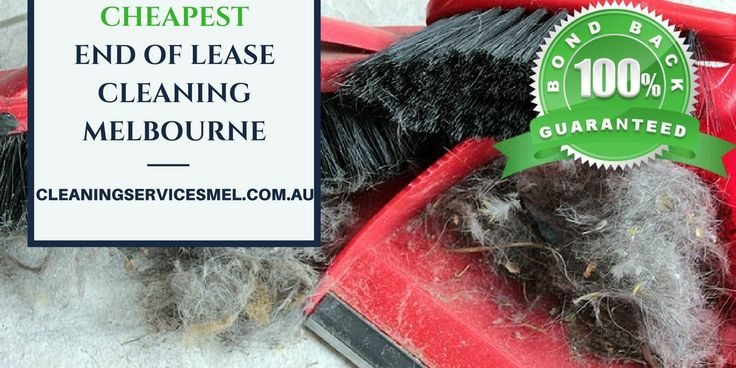 Get Cheap Melbourne End of Lease Cleaning Prices.