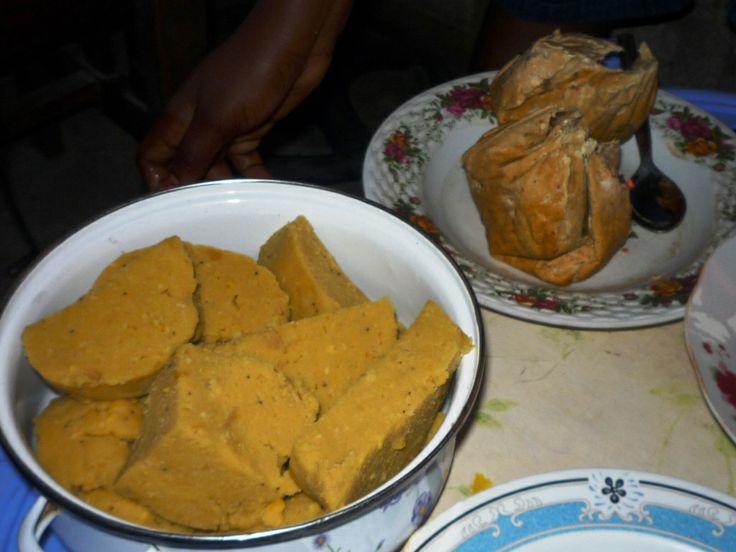 Le lituma au liboké, appât culinaire de Kisangani !