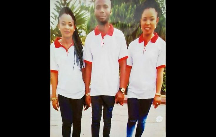 February 28 2018: A Nigerian man decided to marry two women  AT THE SAME TIME. The man named Master Ejindu became an online sensation after his wedding pics were shared online. In Nigeria a man is allowed to marry UP TO four women at a time. Master tied the knot to his lovely ladies; Miss Oyediya and Miss Ebere on Sunday 25th February 2018 at Agbala Amangwu Amogudu in Abiriba Abia State. As time goes on we are seeing more and more non-traditional unions being accepted and celebrated. TLCs…