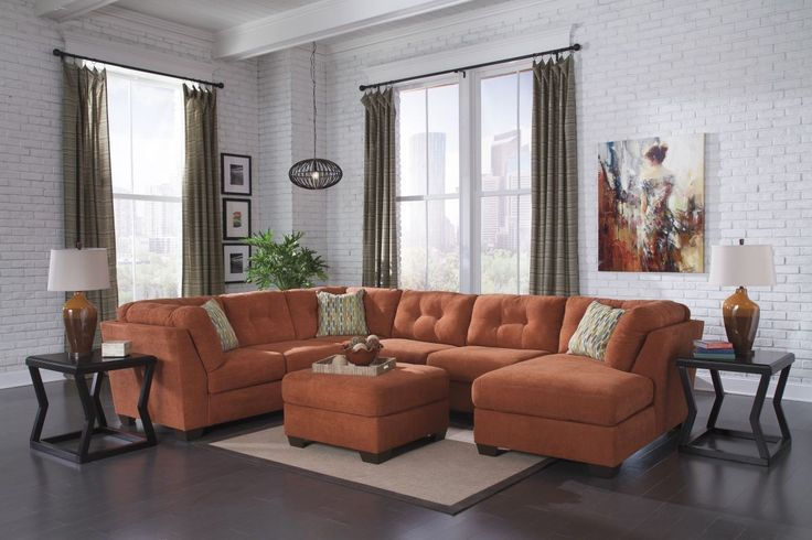 17 Best Ideas About Living Room Sectional On Pinterest Beige Shed Furniture Brown Sectional