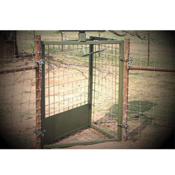 Hog Trap Door 48 Quot Eric Stuff Pinterest Products