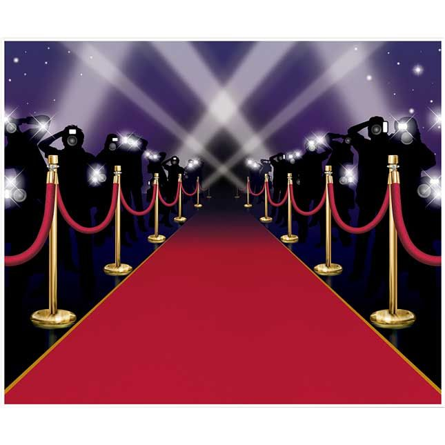 Mega Hollywood Classroom Transformation Kit Red Carpet Backdrop Hollywood Red Carpet Red Carpet Photo Booth