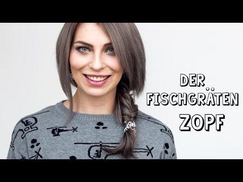 Fischgrätenzopf flechten schnell und einfach   Fashion Blog from Germany / Modeblog aus Deutschland, Berlin