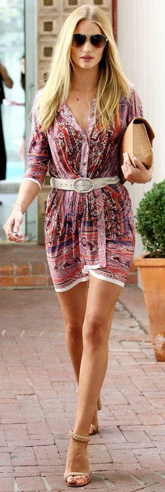Rosie Huntington- Whitely