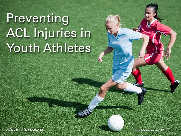 With the Women's World Cup underway we're highlighting the physical therapist's role in helping youth athletes avoid ACL injuries. In this episode of Move Forward Radio Julie Eibensteiner, PT, DPT, CSCS, who has worked with numerous college and elite soccer players both as a physical therapist and as a coach, discusses ACL injuries and gives advice to parents about ways to reduce the risk of this knee injury for their children.