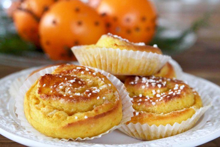 Lussebullar med vanilj | Jennys Matblogg | Bloglovin'