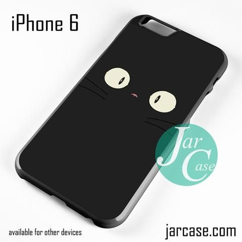 Cute Black Cat Phone case for iPhone 6 and other iPhone devices