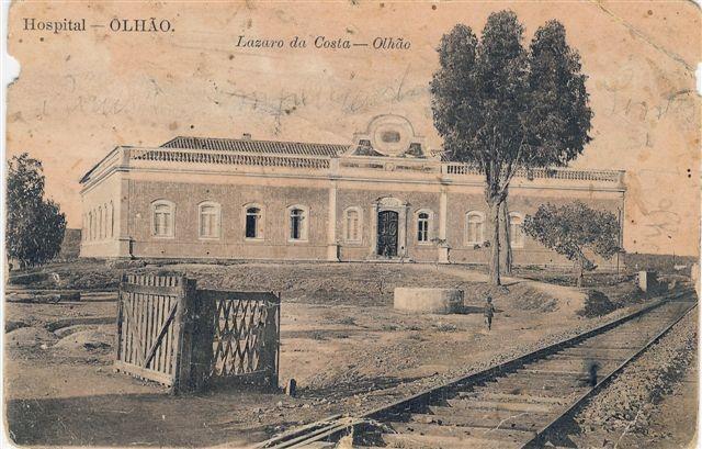Hospital antigo de olhão