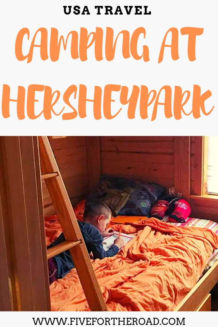Hershey Campground At Hersheypark A Holiday Stay In Hershey Pa Fun Family Trips Road Trip With Kids Family Travel