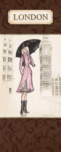 London by  Andrea Laliberté