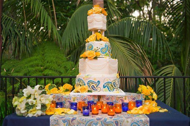 paisley theme wedding | Paisley wedding?