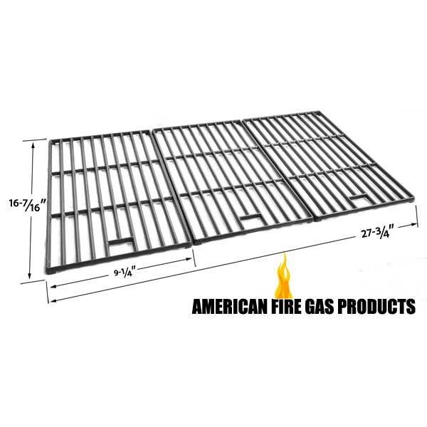 Cast Iron Cooking Grids For Backyard Classic U0026 Kenmore Gas Grill Models