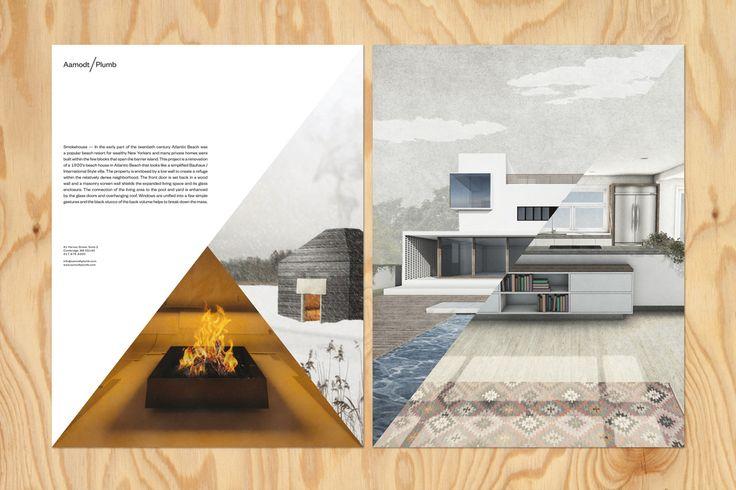 Arquitectura y sistemas visuales flexibles con el sello de TwoPoints